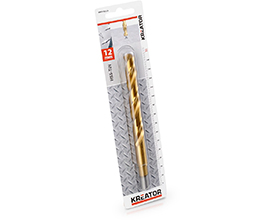 HSS-Tin metalbor 12,0 mm værktøj