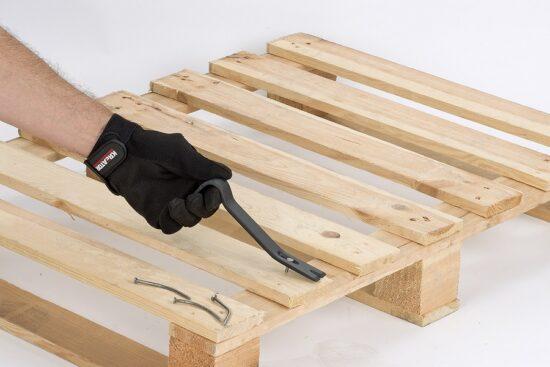 Sømudtrækker / koben 375 mm værktøj