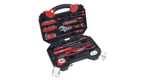 Værktøjssæt 48 dele i kuffert