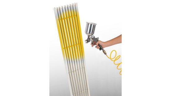 Trykluft malersprøjte 0,6 liter værktøj