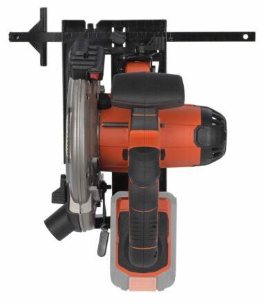 Rundsav med 165 mm klinge UDEN batteri værktøj