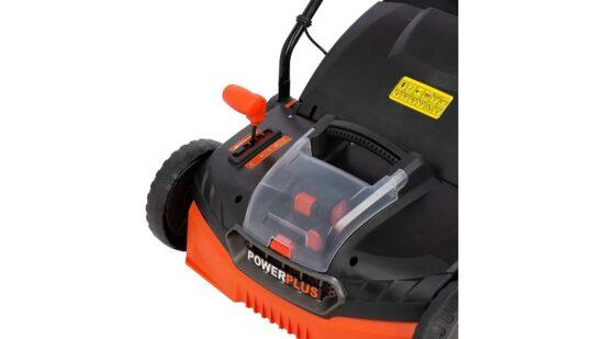 Plænelufter og mosfjerner UDEN batteri værktøj