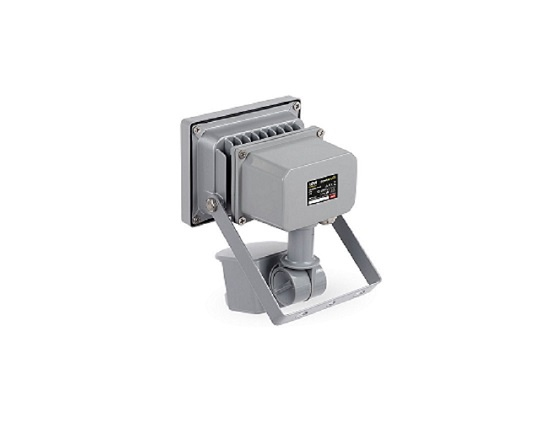 Projektør 10 watt med sensor LED værktøj