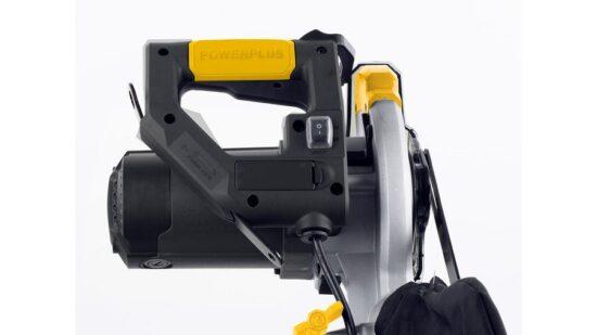 Kap og geringssav 1400 W  190 mm værktøj