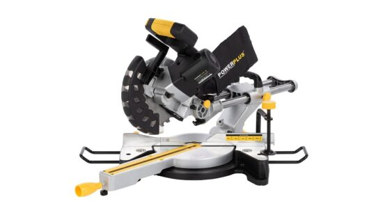 Kap og geringssav 210 mm dobbelt smig værktøj