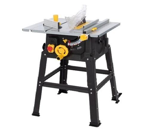 Bordrundsav klinge 210 mm 1700 watt værktøj