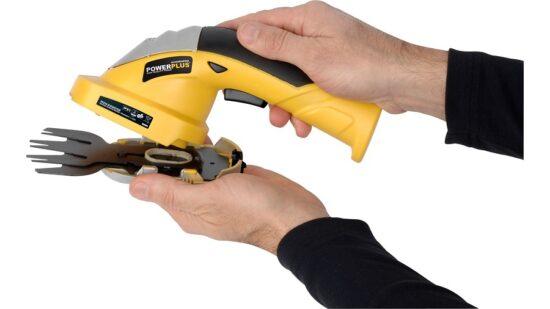 Græs og hækkesaks ledningsfri 7,2 Volt værktøj