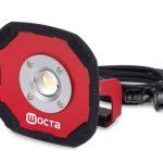 Arbejdslampe LED 10 watt på stativ IP65 værktøj