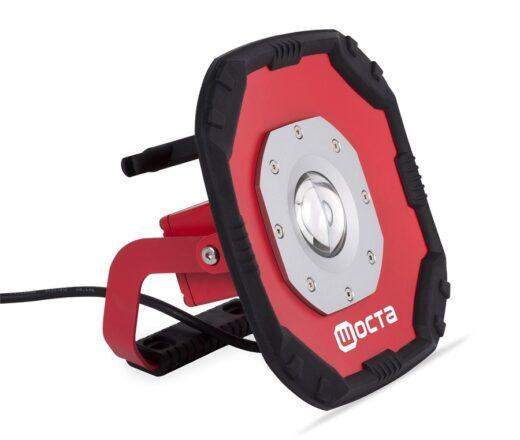 Arbejdslampe LED 20 watt på stativ IP65 værktøj
