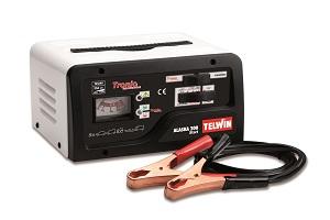 Batteriladere & startkabler