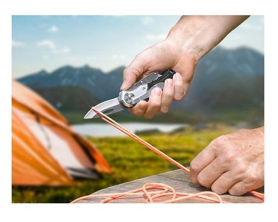 Universal Kniv med 2 klinger 165 mm værktøj