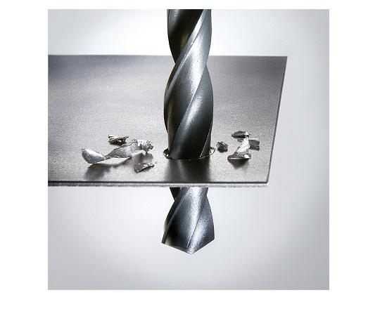 Metalbor 14 mm neddrejet skaft 10 mm værktøj