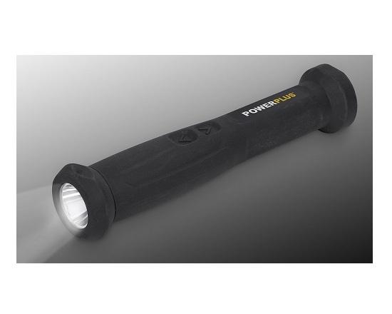 Genopladelig 2I1 lygte med magnet LED værktøj