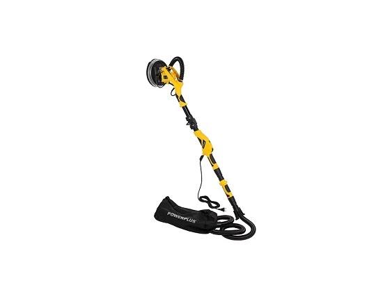 Girafsliber med LED lysskive1050 watt værktøj