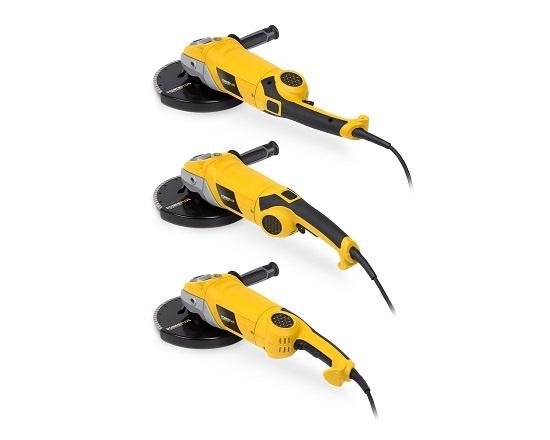 Vinkelsliber 230 mm 2500 watt værktøj