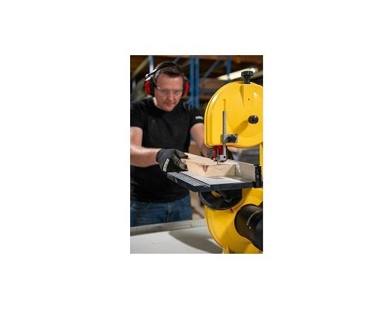 Båndsav 350 Watt med vippebart savbord værktøj