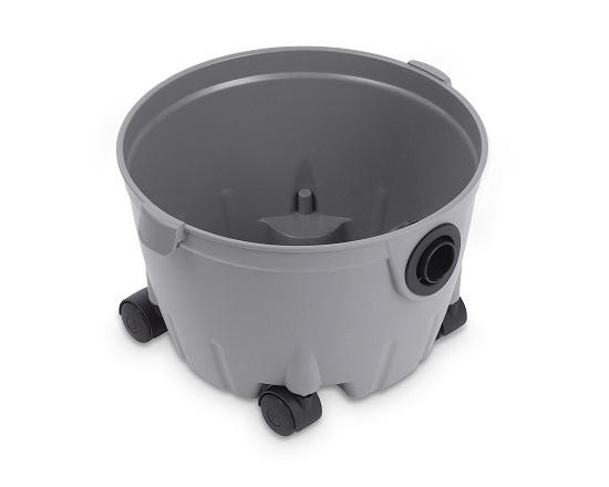 Våd og tør støvsuger 10 liter 800 watt værktøj