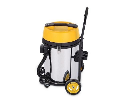 Støvsuger våd/tør 2x1200 watt værktøj