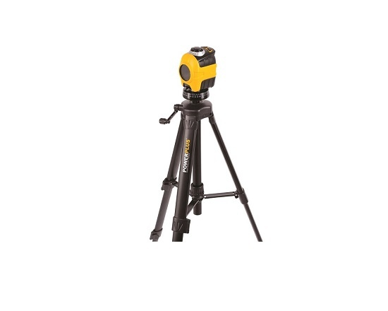 Rotations laser 360° selvnivellerende værktøj