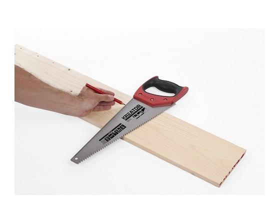 Håndsav 400 mm værktøj