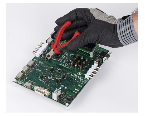 Elektronik Endebidetang 125 mm værktøj