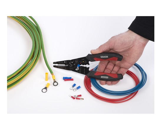 Afisoleringstang / kabelskotang værktøj