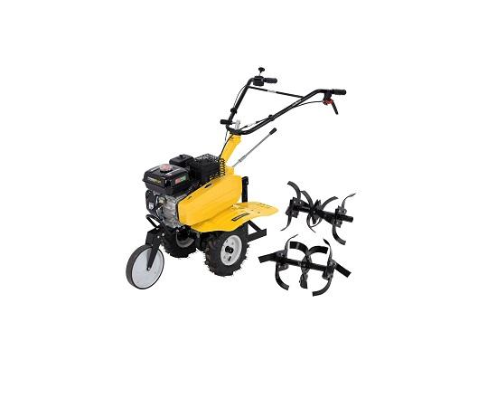 Havefræser og plov 2 i 1 benzin værktøj
