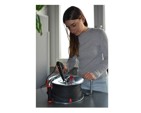 Gravørpen elektrisk med 5 dele 25 watt værktøj