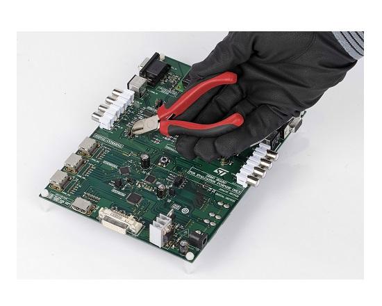 Elektronik Skævbider 110 mm værktøj