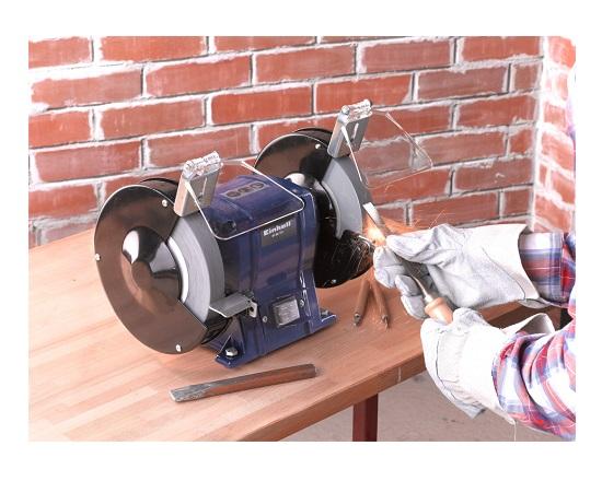 Slibesten til bænksliber 150 x 20 mm K60 værktøj