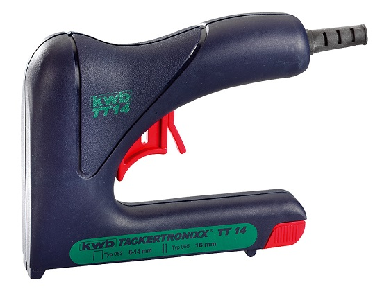 Hæftepistol 220 volt - TT 14 værktøj