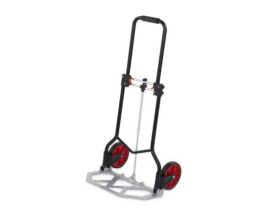 Sækkevogn sammenklappelig 80 kg. i stål værktøj