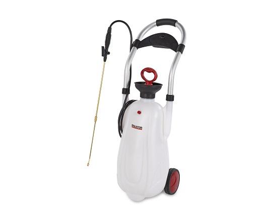 Rygsprøjte 16 liter - trolley værktøj