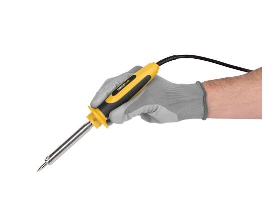 Loddekolbe 30 watt med metalholder værktøj