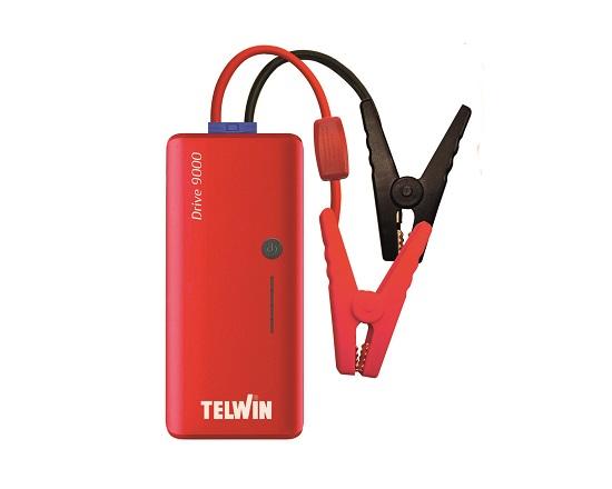 TELWIN Lithium multioplader 12 V - 9000 værktøj
