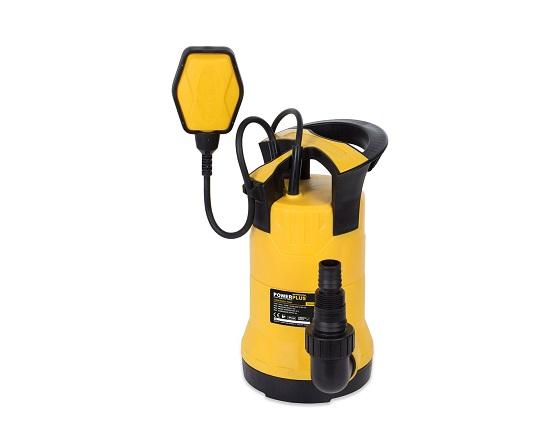 Dykpumpe til rent vand 5500 l/t 250 W værktøj