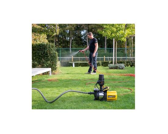 Havepumpe med automatisk pumpe 3800 l/t værktøj