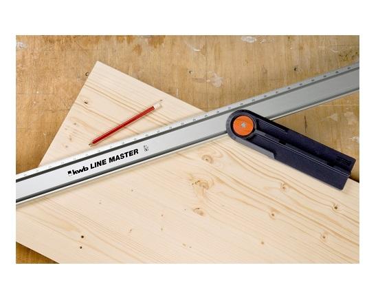 Vinkel beslag - med grad indstilling værktøj