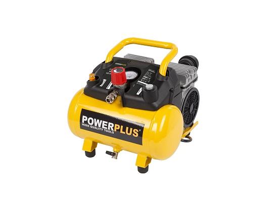 Kompressor lydsvag med 10 dele værktøj