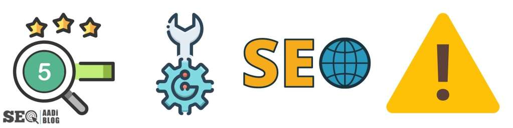 technical seo errors