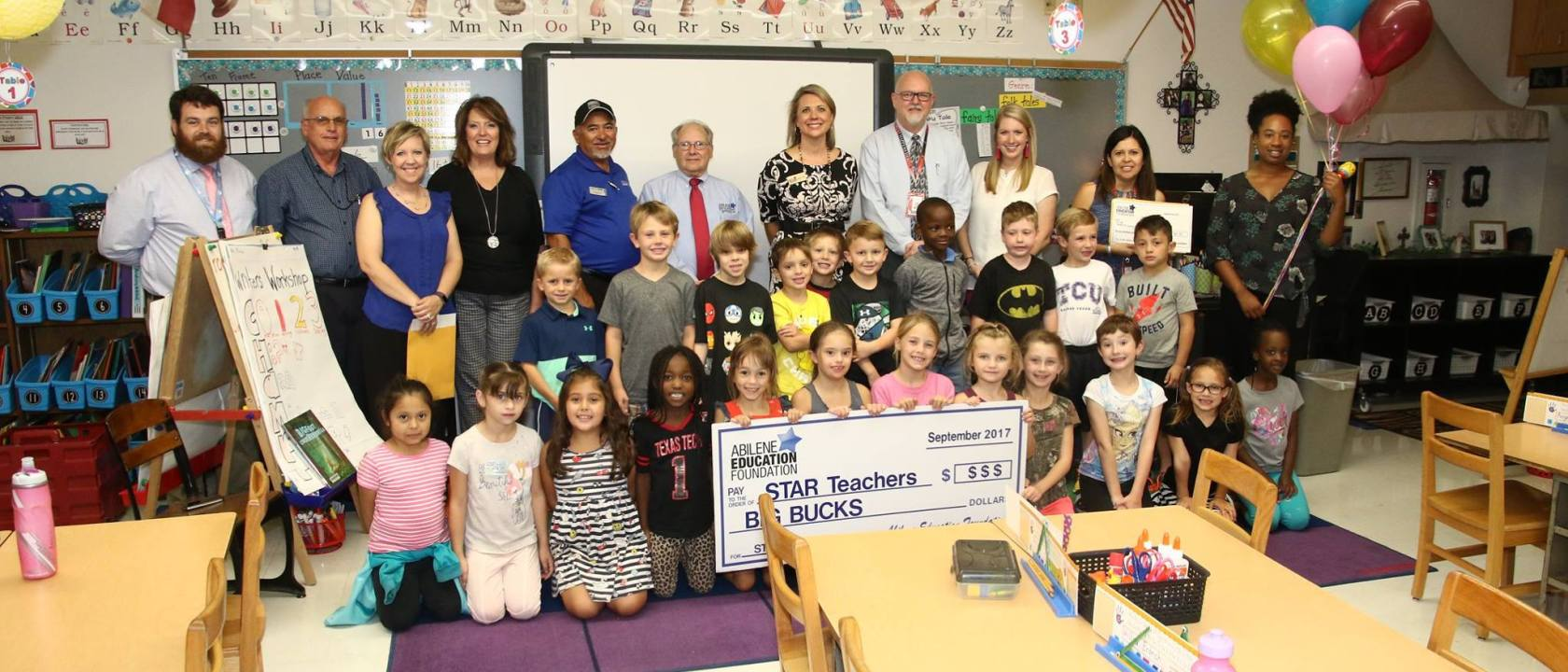 Star Teacher Grants