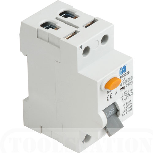 rcbo consumer unit wiring diagram volvo penta d4 alternator rcd protection types - aa electrical services