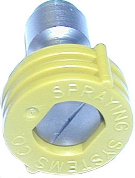 QC nozzle-3.0, 15° yellow