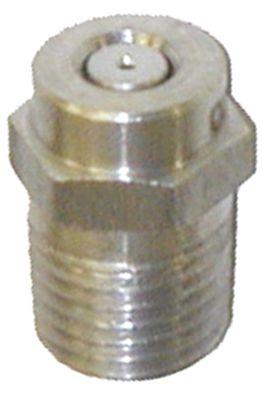 Male nozzle-10,40°