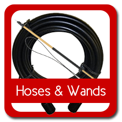 Hoses, Guns & Wands