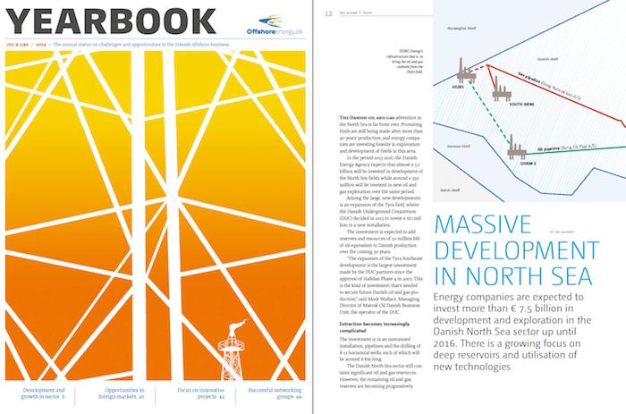 Massive development in North Sea