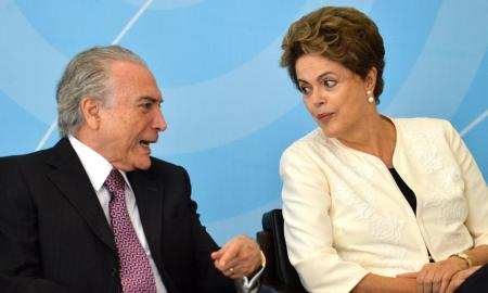 Temer, Dilma e os ministérios instáveis. Foto: José Cruz / Agência Brasil