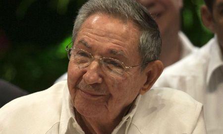 Raul Castro. Foto: Presidencia de El Salvador