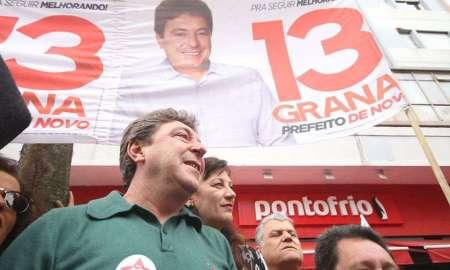 Carlos Grana: acabou o dinheiro. Foto: Reprodução/Facebook
