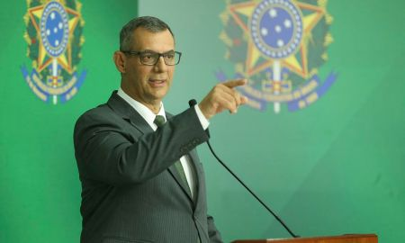 O porta-voz Rêgo Baros: ou é 'foro íntimo', ou é para fazer de forma 'consensual'. Foto: Valter Campanato/Agência Brasil